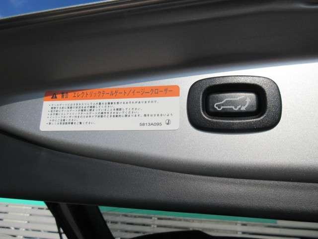 2.4 S エディション 4WD 革シート 専用サス(14枚目)