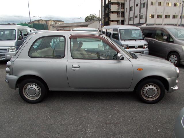 「日産」「マーチ」「コンパクトカー」「京都府」の中古車5