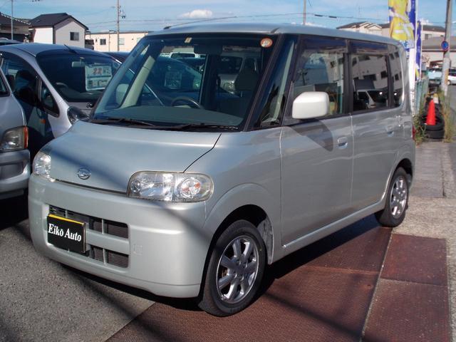 「ダイハツ」「タント」「コンパクトカー」「京都府」の中古車26