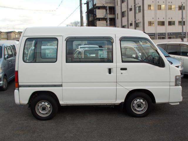 「スバル」「サンバーバン」「軽自動車」「京都府」の中古車4