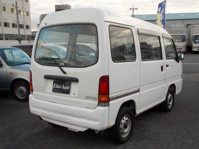 「スバル」「サンバーバン」「軽自動車」「京都府」の中古車6