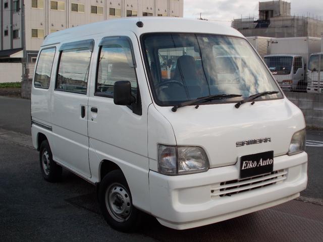 「スバル」「サンバーバン」「軽自動車」「京都府」の中古車9