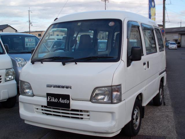 「スバル」「サンバーバン」「軽自動車」「京都府」の中古車28