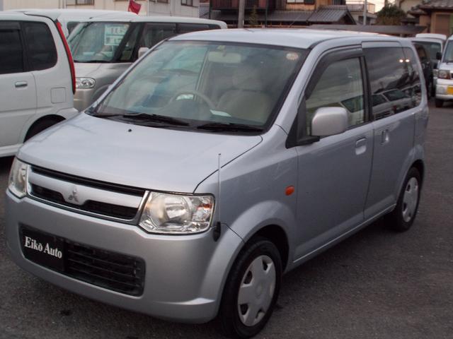 「三菱」「eKワゴン」「コンパクトカー」「京都府」の中古車9