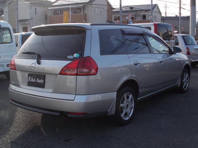 「日産」「ウイングロード」「ステーションワゴン」「京都府」の中古車12