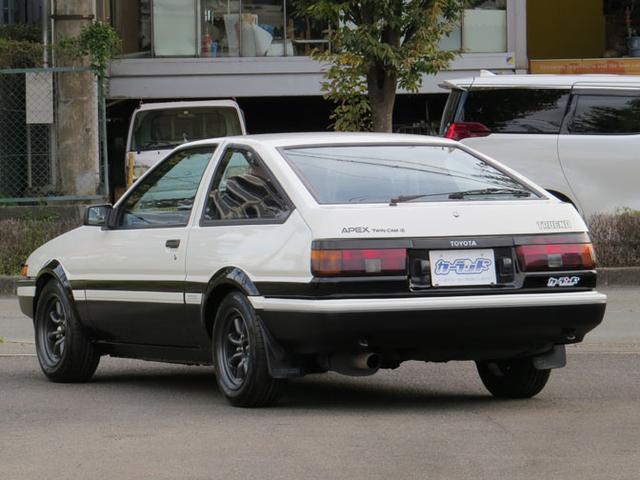 「トヨタ」「スプリンタートレノ」「クーペ」「京都府」の中古車3