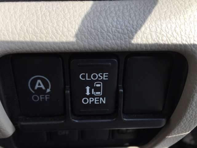 片側スライドドアなので、狭い駐車スペースでも、ドアの開閉を心配しなくても大丈夫!!お子様のいるご家庭は必見かも?
