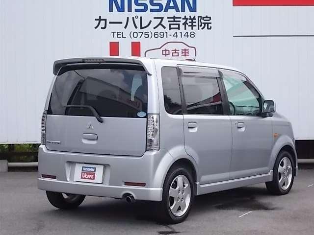 「三菱」「eKスポーツ」「コンパクトカー」「京都府」の中古車2
