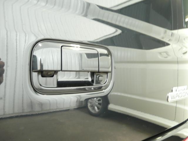 スズキ エブリイワゴン PZターボスペシャル  ハイルーフBカメラ付両側電動スライド