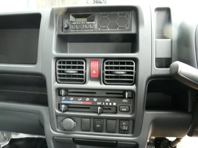 スズキ キャリイトラック KCスペシャル AC PS PW キーレス付き4WD 5MT
