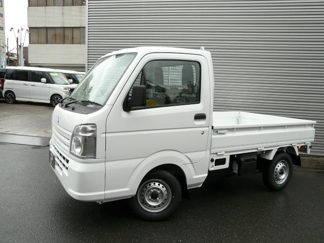 スズキ キャリイトラック KCエアコン・パワステ WAB ABS 2WD AT 3型