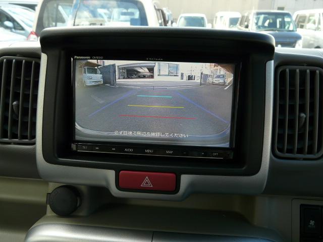 スズキ エブリイワゴン PZターボ フルセグナビ Bカメラ ETC 電動スライドドア