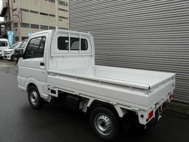 KCエアコン・パワステ ABS 4WD 5MTスズキ全国保証(5枚目)