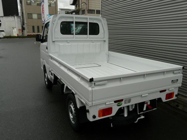 KCエアコン・パワステ ABS 4WD 5MTスズキ全国保証(6枚目)