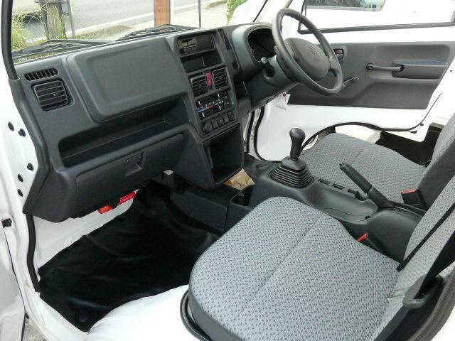 KCエアコン・パワステ ABS 4WD 5MTスズキ全国保証(14枚目)