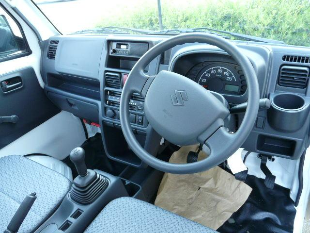 KCエアコン・パワステ ABS 4WD 5MTスズキ全国保証(16枚目)
