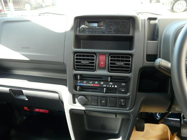 KCエアコン・パワステ ABS 4WD 5MTスズキ全国保証(17枚目)