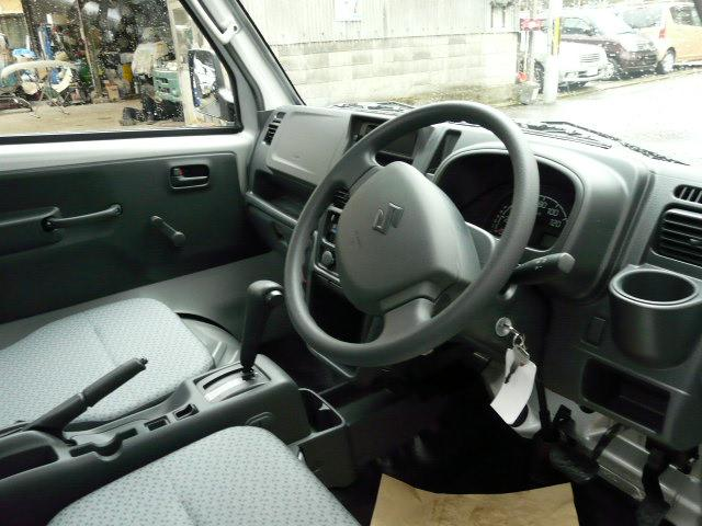 KCエアコン・パワステ WAB ABS 4WD AT 3型(10枚目)
