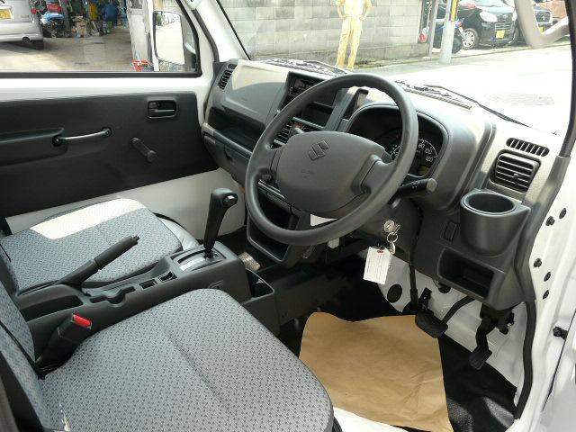 KCエアコン・パワステ WAB ABS 4WD AT 3型(12枚目)