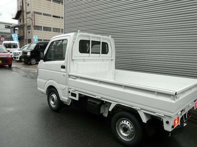 KCエアコン・パワステ WAB ABS 4WD AT 3型(5枚目)