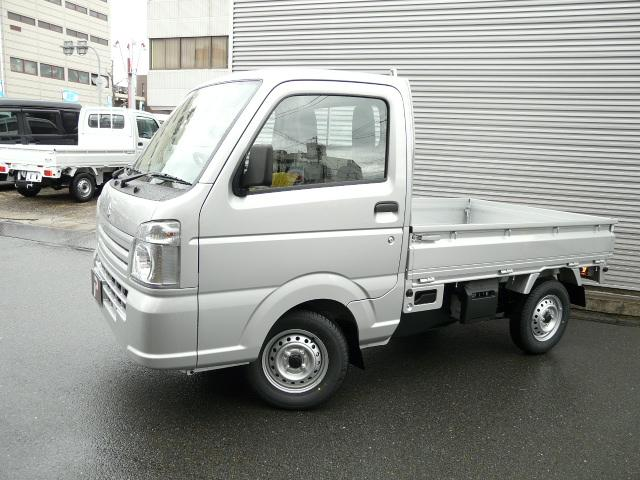 KCエアコン・パワステ WAB ABS 4WD 5MT 3型(3枚目)