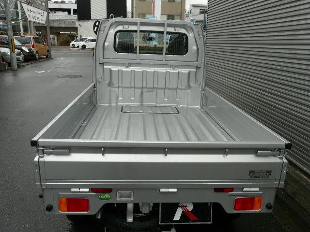 KCエアコン・パワステ WAB ABS 4WD 5MT 3型(7枚目)