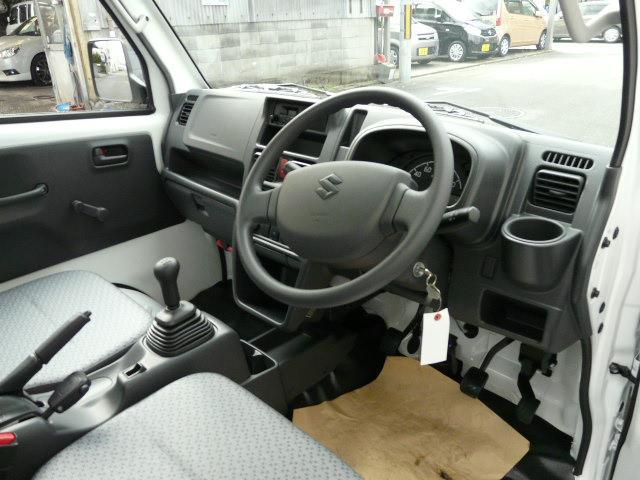 KCエアコン・パワステ WAB ABS 4WD 5MT 3型(9枚目)