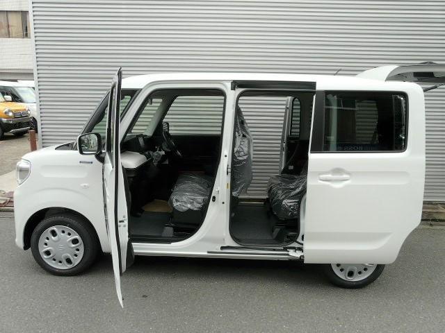 「スズキ」「スペーシア」「コンパクトカー」「京都府」の中古車12