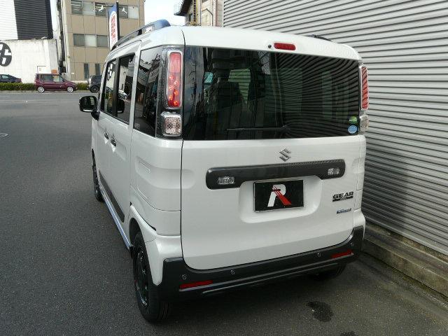 「スズキ」「スペーシアギア」「コンパクトカー」「京都府」の中古車6
