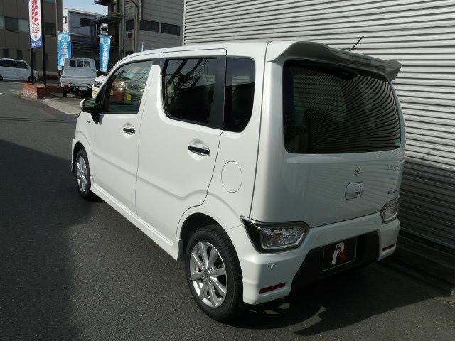 「スズキ」「ワゴンRスティングレー」「コンパクトカー」「京都府」の中古車5