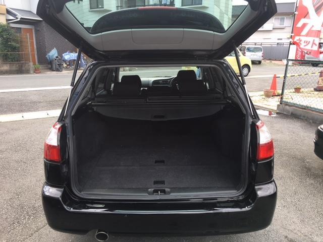 スバル レガシィツーリングワゴン GT-B E-tuneII タイミングベルト交換済
