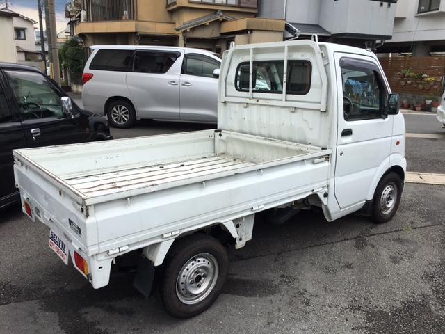 KC エアコン パワステ 4WD オートマ 三方開(3枚目)