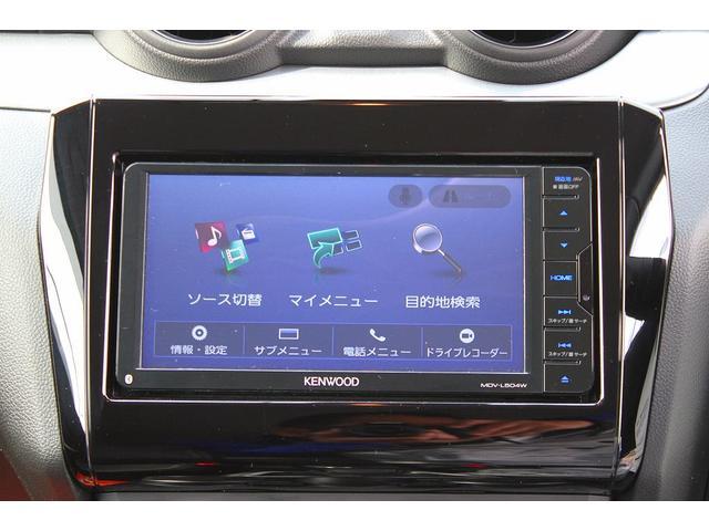 豪華11点セットのケンウッドLシリーズナビはフルセグDVD再生CD録音SD USB対応でブルーツゥースハンズフリーも標準です、メーカー機種の変更もOKです走行中TV映ります