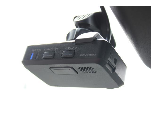 豪華11点セットのドライブレコーダーはもしもの事故の記録や旅行の思い出づくりにお使いください
