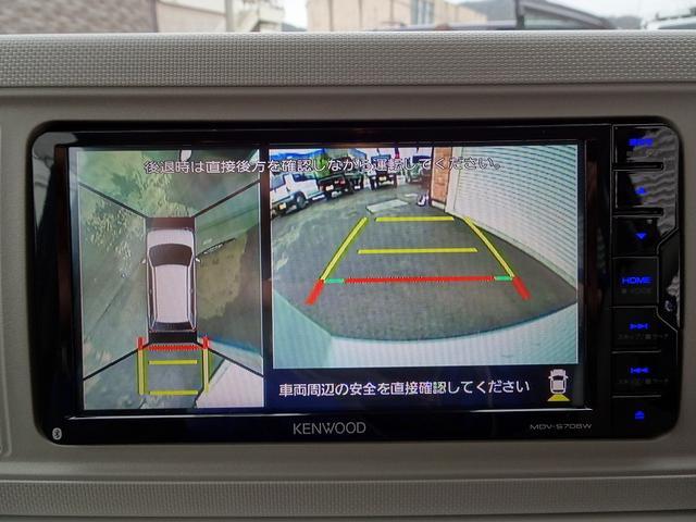 G SAIII パノラマカメラ コーナーセンサー ドラレコ(16枚目)