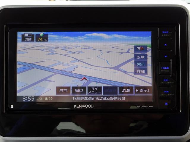 豪華11点セットのケンウッドナビはフルセグDVD再生CD録音SD USB対応でブルーツゥースハンズフリーも標準です、メーカー機種の変更もOKです走行中TV映ります