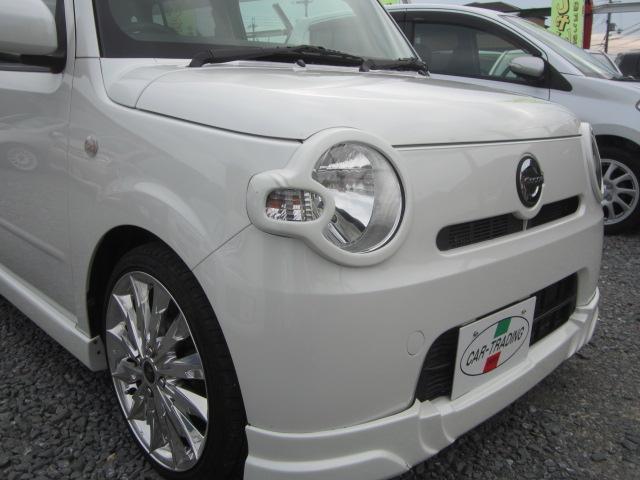 「ダイハツ」「ミラココア」「軽自動車」「京都府」の中古車4