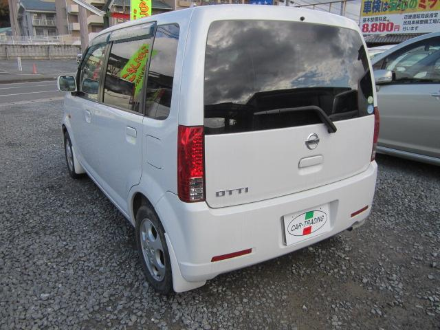 「日産」「オッティ」「コンパクトカー」「京都府」の中古車8