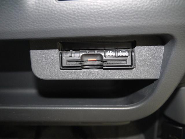 ETC車載器付いています。