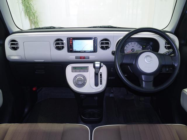 ココアXスペシャルコーデ カーナビゲーション ETC車載器 カーナビゲーション ワンセグTV ETC車載器 スマートキー オートエアコン 高さ155cm以下 フロントベンチシート(3枚目)