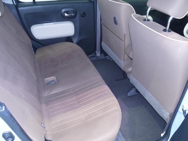 ココアXスペシャルコーデ カーナビゲーション ETC車載器 カーナビゲーション ワンセグTV ETC車載器 スマートキー オートエアコン 高さ155cm以下 フロントベンチシート(5枚目)