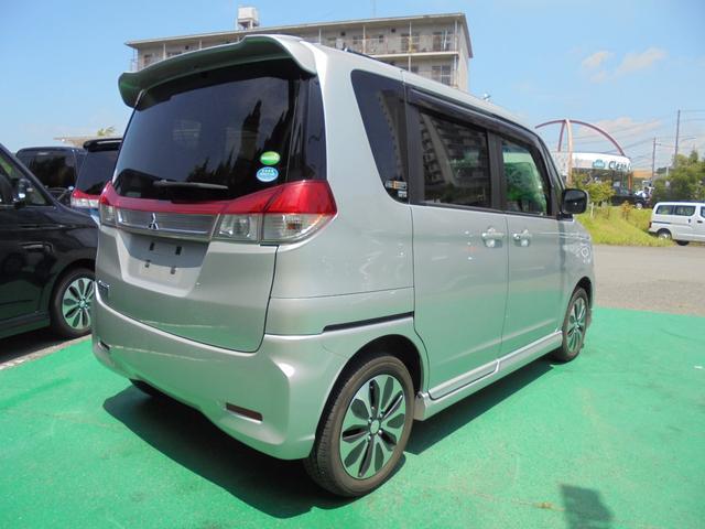 三菱 デリカD:2 S 両側電動スライドドア レーダーブレーキ