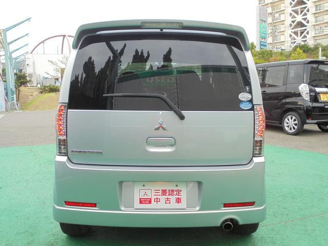 三菱 eKスポーツ R ターボ メモリーナビ