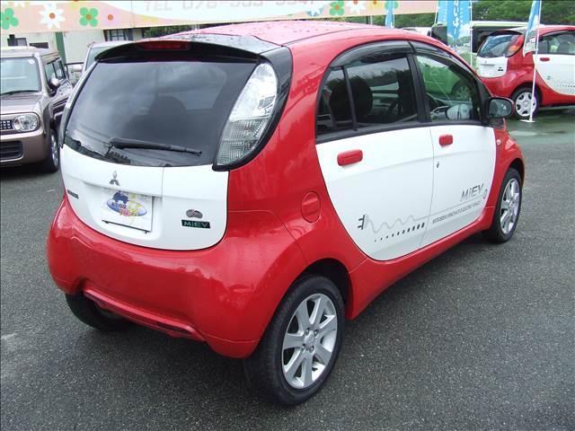 三菱 アイミーブ ベースグレード 160kmモデル・電池残量86パーセント