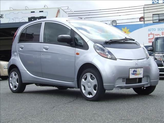 三菱 アイミーブ M 200V東芝Scibバッテリー ワンオーナー車