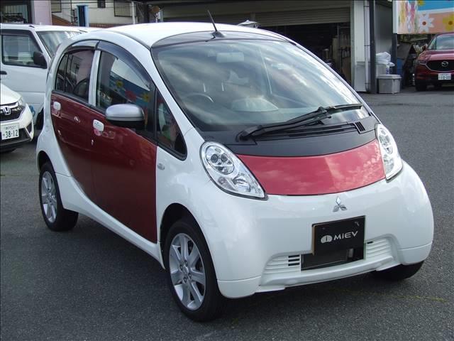 「三菱」「アイミーブ」「コンパクトカー」「兵庫県」の中古車10