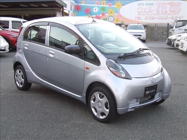 「三菱」「アイミーブ」「コンパクトカー」「兵庫県」の中古車4