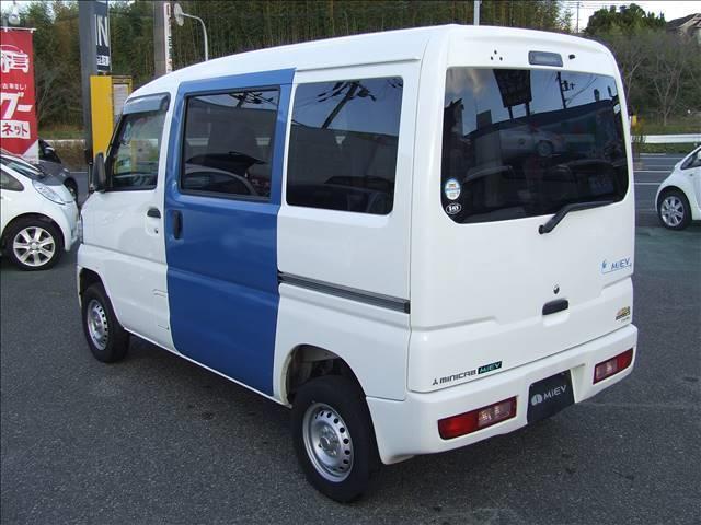 「三菱」「ミニキャブミーブ」「軽自動車」「兵庫県」の中古車7