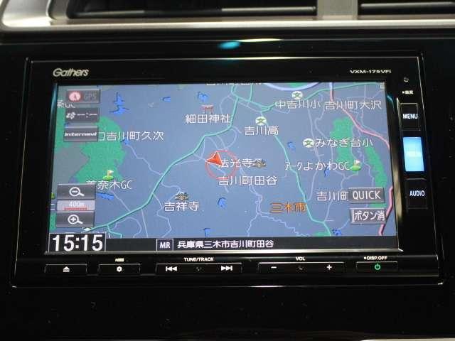 L ホンダセンシング 当社デモカー メモリーナビ(3枚目)