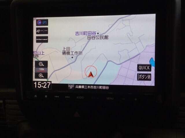 クールターボホンダセンシング試乗車純正8inナビ地デジDレコ(3枚目)